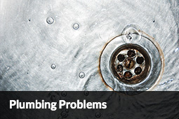 Building Inspections - Plumbing Problems