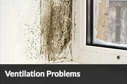 Home Inspectors - Ventilation Problems